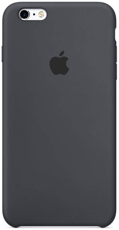 Накладка Apple iPhone 6 Plus/6S Plus Silicon Case Sale (Черный)