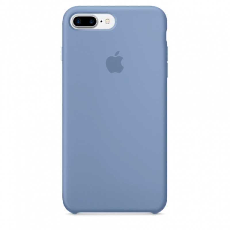 Накладка Apple iPhone 7 Plus/8 Plus Silicon Case Sale (Голубой)